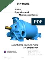 CVP Model Manual