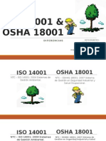 Iso 14001 & Osha 18001