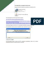 tareasjavanet Como Instalar BluJ y La Maquina Virtual de Java