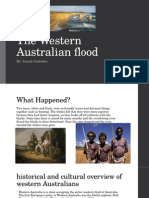 the western australia flood