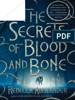 Secrets of Blood and Bone by Rebecca Alexander - Excerpt