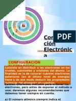 Clase de Configuración Electrónica Explicación