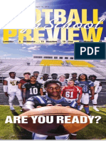 2015 High School Football Preview