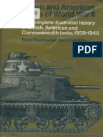 1939-1945 - British and American Tanks of WWII - The Complete Illustrated History of British, American & Commonwealth Tanks