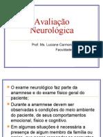 Avaliacao Neurologica