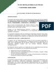 Especificaciones Tecnicas_inst Electricas-revisada