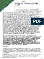 17 - IfC - Internet Firewall Connection