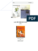 LAS METAMORFOSIS   TP.doc