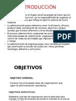 Diapositiva de Administracion 1