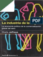 Sheila Jeffreys - La Industria de La Vagina