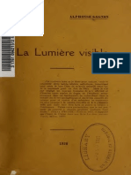 GAGNON Alphonse - La Lumière Visible (1920)