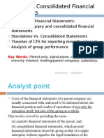 Session-2- Consolidated Financial Statement