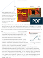CPA China's Stockmarket Crash_ a Red Flag _ the Economist