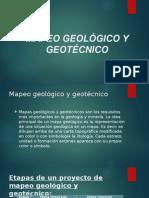 Diapositivas Mapeo Geológico y Geotécnico