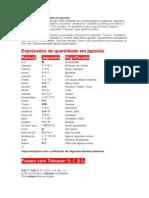 Expressões Quantificadores