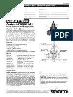 Series LFN55B-M1 Specification Sheet