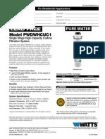 ES-WQ-PWDWHCUC1