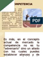 E y G. Bloque 2 - Tema 6 La Competencia