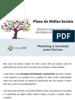 E-book Plano Midiasociais
