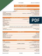 B737 Normal Checklist