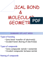 L3 Chemical Bond September2014