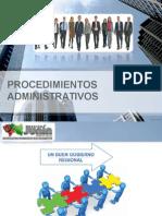 Procesos Administrativos de Gestion