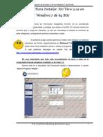 Manual Instalar AV 64 Bits