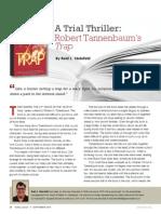 A Trial Thriller