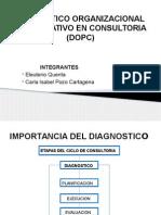 Diagnostico Organizacional Participativo en Consultoria (Dopc)