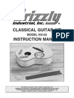 08e.classical Guitar Kit
