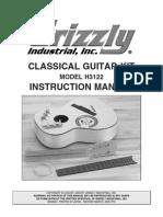 08e.classical Guitar Kit