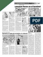 Consolidación Del Area de Humanidades, Letras y Artes de La UNERG. LA ANTENA