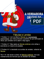 A Verdade Sobre Natal