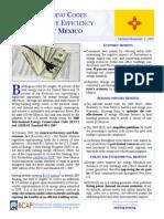 New Mexico Fact Sheet