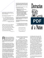 Destruction of a Nation PDF