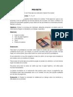 PROYECTO Porta Lapiceros Con Objetos Reciclados