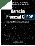 Derecho Procesal Civil - Angelina Ferreyra de La Rua