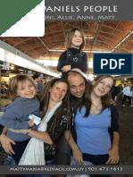 Daniels Family Photo