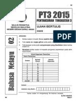 2015 PPT3 Kedah BM w Ans