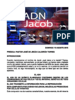 EL ADN DE JACOB