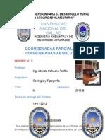 REPORTE Nº 8 COORDENADAS ABSOLUTAS.docx