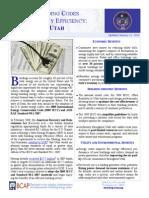 Utah Fact Sheet
