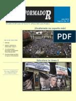 Periódico El Reformador Edición No.1