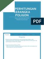 3.2.3 Perhitungan Kerangka Poligon