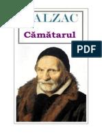 Honore de Balzac - Camatarul (Gobseck).pdf
