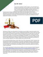 Diapositivas Derechos De Autor