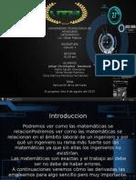 aplicacion de la derivada en la vida diaria calculo.pptx