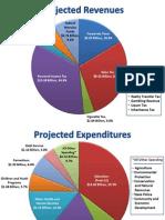2010_2011 Budget Pie Charts