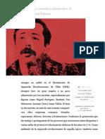 El MIR Chileno_ Balance Esencial a Cuarenta Años de La Caída en Combate Miguel Enriquez « Carcaj