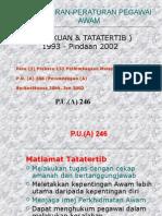 EDU3109-Kelakuan & Tatatertib Pindaan 2002